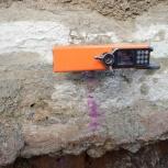 Испытание прочности бетона, Новосибирск