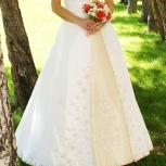 Продам свадебное платье (фата в подарок), Новосибирск