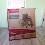 Кресло-коляска для инвалидов Н040 (Армед)., Новосибирск