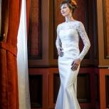 Элегантное свадебное платье, Новосибирск