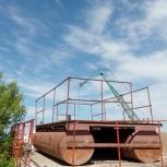 Продам Понтон Размер платформы 4,5*3м (13,5м2), Новосибирск