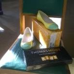Продам детские туфли Томас Мюнц, Новосибирск