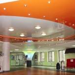 Натяжной потолок+ (обои + линолеум + плинтус) лично, Новосибирск
