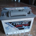 продам новый аккумулятор X-trime Arctik 66.0  L2, стартовый ток 660А, Новосибирск