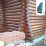 Плотники:шлифовка, острожка, конопатка, окосячка, вагонка, блокхаус, Новосибирск