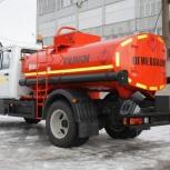 Доставка диз. топлива, Новосибирск
