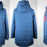 Удлиненная куртка 48, 56 размера демисезон, Новосибирск