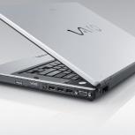 Ноутбук Sony Vaio VGN-NS31ER Intel Pentium T4500 X2, Новосибирск