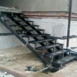 Металлокаркасные лестницы, Новосибирск
