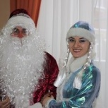 вызов деда Мороза, Новосибирск