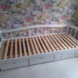 Кровать софа, размер спального места 80*200, Новосибирск