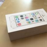iPhone 5S 16Gb gold, новый, Новосибирск