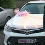 Свадебное украшение на машину, Новосибирск