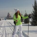 Куртка горнолыжная, Новосибирск