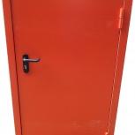 Противопожарная дверь в проем 700 / 800*2100 (EI60) шт, Новосибирск