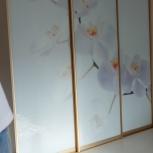 Двери-купе, гардеробные, Новосибирск
