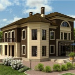 Проектирование домов и коттеджей., Новосибирск