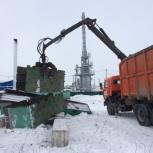 Вывоз металлолома, мусора, Новосибирск