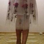 Продам очень элегантную новую юбку из фатина, Новосибирск