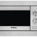 Продам новую микроволновую печь Hansa, Новосибирск
