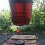 Куплю отработанное моторное масло, отработку, дорого., Новосибирск