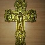 Продам православный крест (распятие), Новосибирск