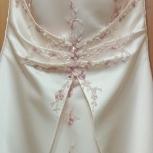 Продам свадебное платье в греческом стиле, б/у, Новосибирск