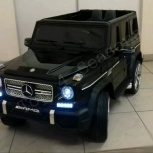 Mercedes G65AMG для вашего ребенка, Новосибирск
