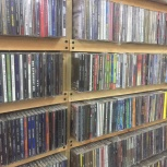 Куплю диски (cd,Аудиокассеты), Новосибирск