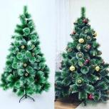 Искусственные новогодние ёлки!, Новосибирск