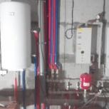 Выполним монтаж систем отопления и водоснабжения недорого.замена труб, Новосибирск