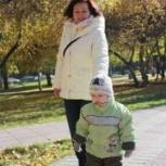 Няня, помощница, Новосибирск