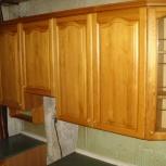 Кухонный гарнитур из массива сосны, Новосибирск
