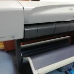 Широкоформатный плоттер (принтер) hp designiet 500, Новосибирск