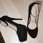 Туфли замшевые, Новосибирск