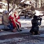 Дед Мороз в офис,или в квартиру (васхнил), Новосибирск