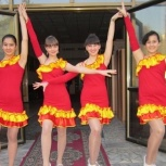 Продажа костюма для латино-американского танца, Новосибирск