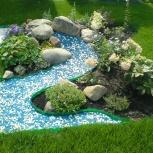 Ландшафтный дизайн, озеленение, уход за садом и готовым ландшафтом., Новосибирск