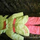 Зимний комбинезон на девочку, Новосибирск