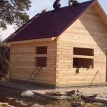 Строительство деревянных домов и бань под ключ, Новосибирск