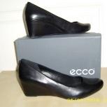 Продам туфли женские кожаные фирмы ECCO 41 размера, Новосибирск