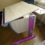 Растущая парта Дэми + стул, Новосибирск