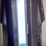 Солярий Sunvision вертикальный, Новосибирск
