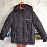 Куртка на мальчика на межсезонье рост 116, Новосибирск