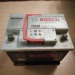 Аккумулятор bosch silver 5EN 12v 55 Ah 420 A (EN), Новосибирск