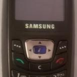 Телефон sumsung sgh-c210, зу, гарнитура, Новосибирск