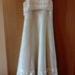 Продам очень красивое платье на девочку 6-7 лет, Новосибирск