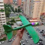 Самолёт, Новосибирск