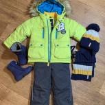 Зимний комплект для мальчика, Новосибирск