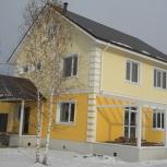 Утепление, отделка фасада, штукатурный фасад, Новосибирск